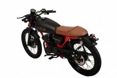Moto 50cc type café racer