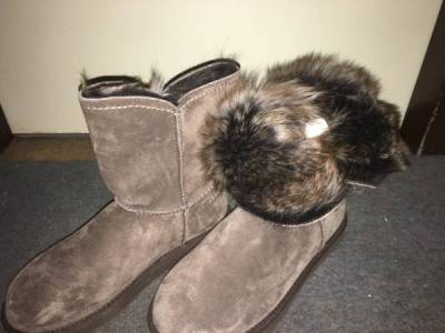 ugg couleur taupe