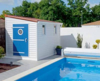 cabane de jardin et abri pvc annonce 3771906. Black Bedroom Furniture Sets. Home Design Ideas