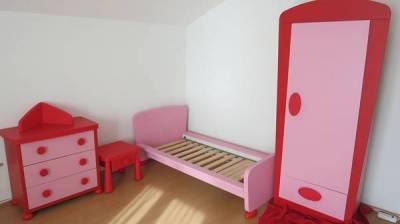Chambre complète pour petite fille (IKEA Mammut) - annonce 3526965 ...